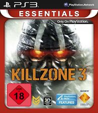 PS3 / Sony Playstation 3 Spiel - Killzone 3 (Essentials)(mit OVP)(USK18)
