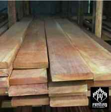 Spotted Gum Decking 135 x 32mm Standard &  Better Stored Inside Iron Bark Merbau