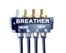 DIFF BREATHER KIT -  HILUX