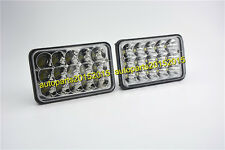 Pair(2PCS) LED Headlights Sealed Beam Headlamps For FREIGHTLINER FLD 120 112 FLD