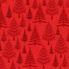 SCANDI CHRISTMAS TREES FABRIC