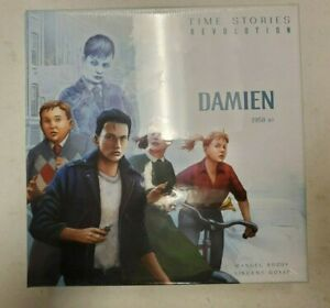 Time Stories Revolutions Damien sealed Promo Game