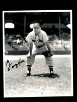 George Kell Hand Signed 8x10 Photo Autograph Boston Red Sox
