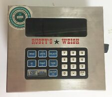 GSE Scale Systems: 550 Programmable Scale Controller.  P/N:  200550-00000