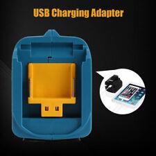 For MAKITA ADP05 14-18V Li-ion Battery USB Power Charger Adapter Converter BC710