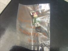 Strap EVANGELION BE@RBRICK: MARI (Figurine de 3,5cm)- Phone strap NEW SEALED