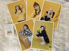 LOONA 2nd Fanclub Orbit 2.0 Official Postcards (Yeojin, Vivi, Jinsoul, Yves)