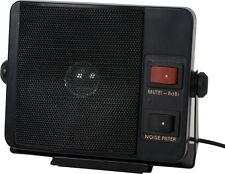 Haut-parleur d'Extension CB avec filtre de bruit et commutateur mute