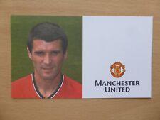 2000-02 Roy Keane Unsigned Man Utd Club Card (15904)