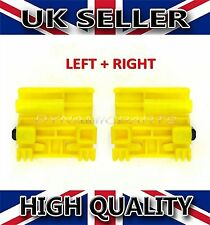 RENAULT LAGUNA ELECTRIC WINDOW REPAIR KIT CLIPS REAR R + L