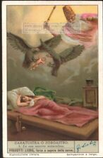 Zoroaster Zarathustra Religion Persia Iran 6 Nice c75 Y/O Trade Ad Cards