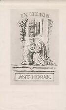 ex-libris ANT HORAK