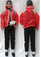 Michael Jackson Poupée Figure BEAT IT Outfit Doll Puppe TOY 1984