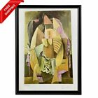 Pablo Picasso -  Woman In An Armchair, Original Hand Signed Print with COA