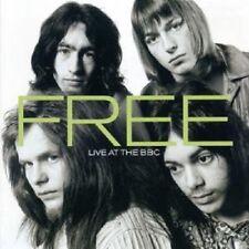 "FREE ""LIVE AT THE BBC"" 2 CD NEUWARE"
