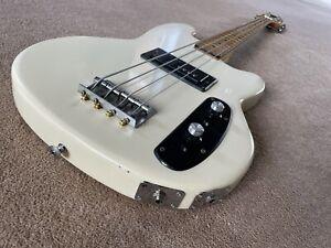 Rare Stunning Shergold Marathon Mk1a? Electric Bass Guitar Stereo