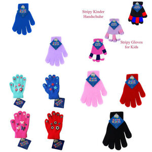 Kinderhandschuhe Handschuhe Plüschhandschuhe Einheitsgröße Warm Wärme ABAV