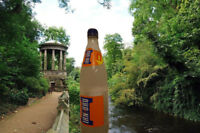 Crisp Refreshing Natural Water from Scottish Edinburgh's 'Water of Leith' 750m