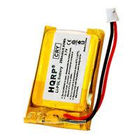 HQRP Batería para VXI Blue Parrott 052030, 502030; B250-XT, Xpressway