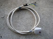 HOTPOINT AQUARIUS Sèche-linge à tambour TL61P Câble d'alimentation secteur