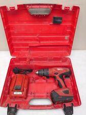 Hilti SFH 22-A Cordless Hammer Drill Set