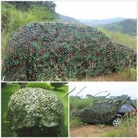 Filet de Camouflage Camo Filet Chasse Tir Combo Cacher Armée Parasol 2x3m 02