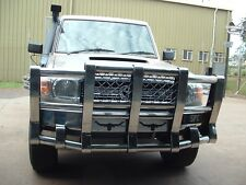 5 post V8 landcruiser boomer bullbar