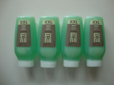 4 x Wella EIMI Sculpt Force Flubber Gel XXL 250 ml vm. High Hair SONDERGRÖSSE