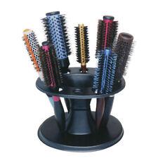 Storage Rack Barber Tools Professional Hair Salon Comb Scissor Box Display FRFR