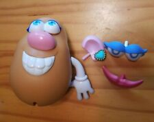 Lot of Mr Mrs Potato Head Body and Pieces - Eyes, Nose, Teeth, Arm Ear