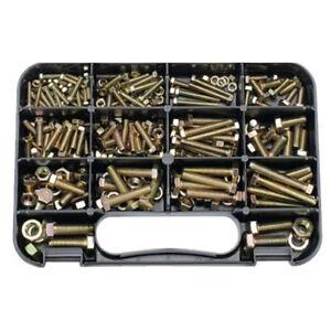 GJ Works Grab Kit 236 piece Metric High Tensile Bolt & Nut kit Gka236