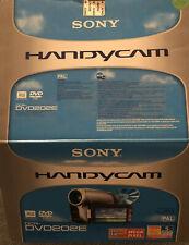 Sony DCR-DVD202E Handycam Handheld Camcorder Mini DVDRW Boxed