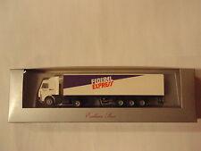 Herpa 181075 Scania Ko.-Sattelzug Federal Express 1:87 Neu u. OVP
