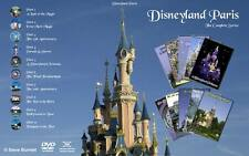 Eurodisney - Disneyland Paris The Complete Collection on DVD (NEW)