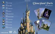 Eurodisney - Disneyland Resort Paris The Complete Collection DVD (NEW)