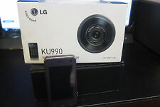 Lg Viewty Ku990 (Unlocked) Purple Gsm 5M pixel Camera