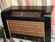 RARE Original WORKING German Bakelite Radio Löwe LOEWE-OPTA Typ 2367W 1941