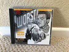 Worst by Josh Alan  COMPACT DISC