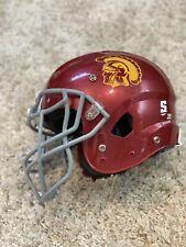 Schutt Vengeance Pro Authentic USC Trojans Full Size Medium Football Helmet