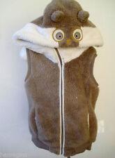 Markenlose Mädchen-Jacken aus Fleece