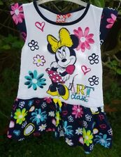 Disney Minnie Mouse Cute Summer Dress size 6 years