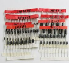 Rectifier Diode Diodes Assortment Kit Bulk Pack (100x) 10value USA diodo STOCK