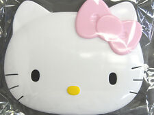 F/S New Sanrio Hello Kitty Mirror and Comb Pink ribbon type from Japan