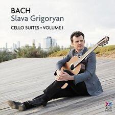 Slava Grigoryan - Bach: Cello Suites Volume I [CD]