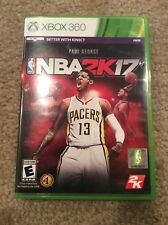 NBA 2K17 (Microsoft Xbox 360, 2016)