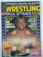 Wrestling All Stars Magazine No 15 July 1987 Lex Luger Dingo Warrior ultimate