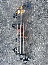 "PSE Bow Madness 32 RTS Compound Bogen-rechte Hand, 70#, 24"" -30"""