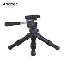 Mini Desktop Selfie Portable DSLR Camera Tabletop Travel Tripod for Canon Nikon