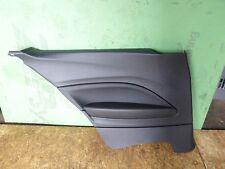 BMW F22 2 Series Rear Left Side Trim Quarter Panel Cover Black OEM 228i M235i