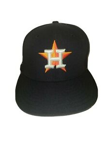 New Era Houston Astros Snapback Eagle side patch.